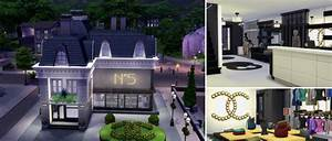 Top 5 retail shops in The Sims 4 Get to Work - Sims Online