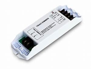 Led Dimmer Anschließen : triac dimmer module led receiver for phase dimming control ~ Markanthonyermac.com Haus und Dekorationen