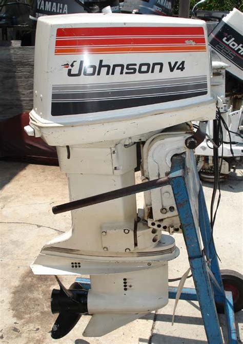20 Horse Johnson Boat Motor by Johnson Outboard Specialist Car And Vehicle