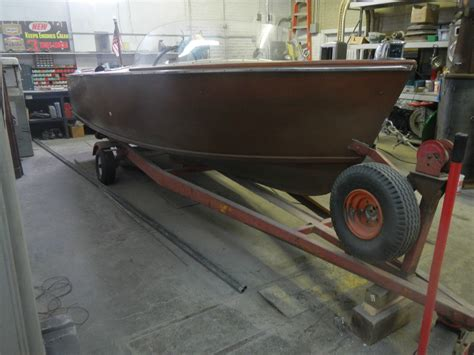 Do Boat Motors Have Titles In Illinois by Chris Craft Cavalier 1956 For Sale For 6 500 Boats From