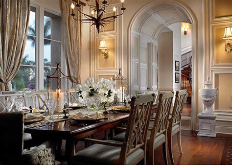 Classic Elegant Home Interior Design Of Old Palm Golf Club