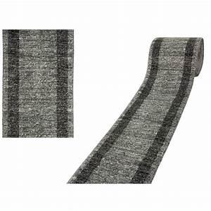 Teppich Grau Silber : l ufer br cke teppich l ufer venus silber grau 80 cm breite ~ Markanthonyermac.com Haus und Dekorationen