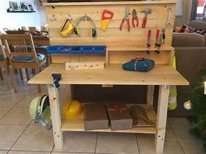 Kinderwerkbank Holz Selber Bauen : 25 beste idee n over kinderwerkbank op pinterest werkbank voor kinderen en hulpmiddel ~ Markanthonyermac.com Haus und Dekorationen