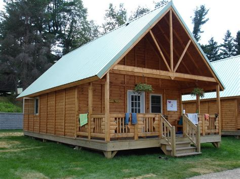 Modular Log Cabin Builders