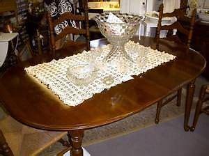 ethan allen classics kieran pineapple dining foyer