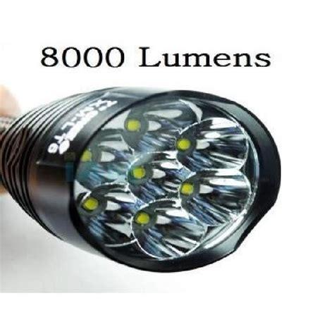 le torche tr j18 trustfire 8000 lumens 7 le achat vente le de poche cdiscount