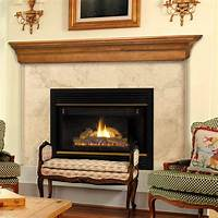 fireplace mantel shelves Then choose one of the contemporary fireplace mantels and ...