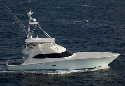 First String Fishing Boat by Review Viking 82 Sportfish Convertible Viking Yacht