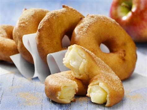 beignets aux pommes recette facile