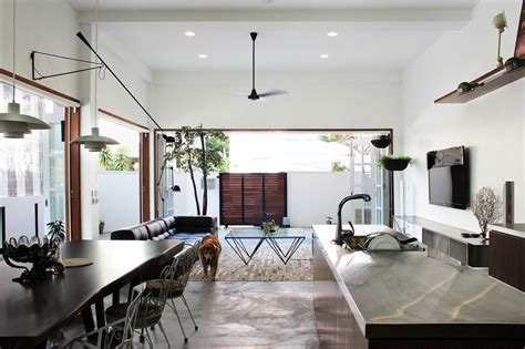 E Style Home Design & Renovation : A 60-year Old Terrace House Gets A Renovation