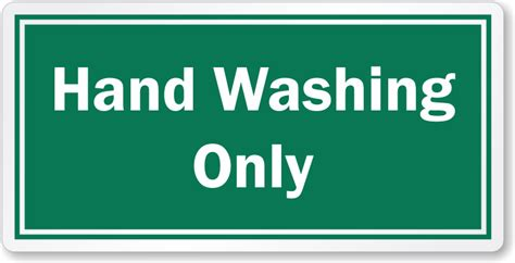 Hand Washing Only Label  Restaurant Hygiene Label, Sku. Uti Kidney Signs Of Stroke. Muscle Signs. Pencil Signs. Vampire Signs Of Stroke