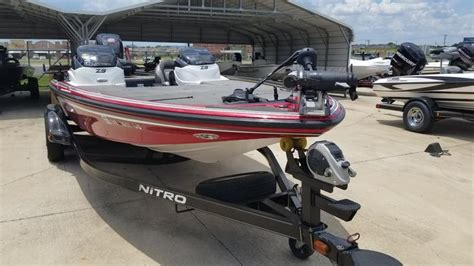 Boats For Sale In Midland Texas Craigslist by Nitro New And Used Boats For Sale In Texas