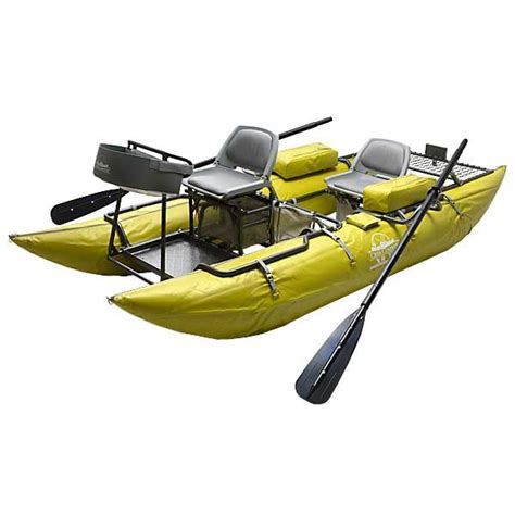 Two Man Boat by The Creek Company Odc Xr12 Pontoon Boat 2 Man Save 30