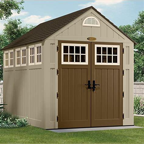 suncast bms8000 7 1 2 by 10 1 2 alpine shed