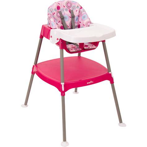 evenflo convertible high chair dottie lime walmart