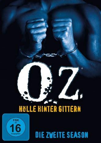 Oz  Hölle Hinter Gittern  Staffel 02 (dvd