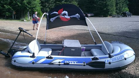 Inflatable Pontoon Boat Modifications by Inflatable Boat Inflatable Boat Modifications