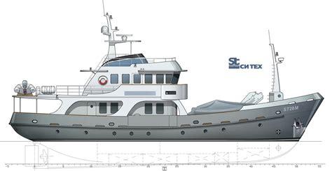 Catamaran Trawler Plans by Boat Plans Trawler Free Boat Plans Top