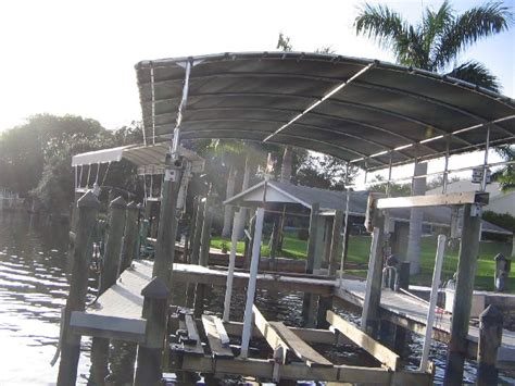Custom Boat Covers Georgia by Boat Lift Canopy Fort Myers The Hull Truth Boating And