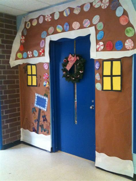 door decorating ideas for just b cause