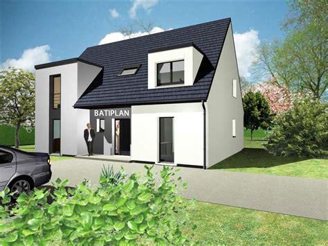 maison moderne aconstruire chaios
