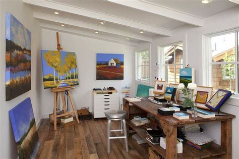 Home Design Studio : Art Studio Design Ideas For Small Spaces