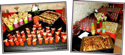 gourmandista buffet dejeunatoire pour 40 personnes