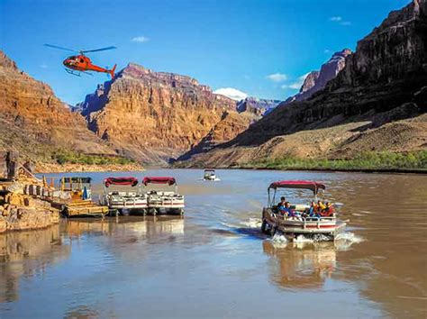 Boat Ride Grand Canyon South Rim by Grand Canyon West Rim Hoover Dam Airplane Tours