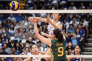 Ateneo-La Salle finale sealed as Lady Eagles survive ...