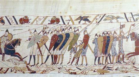la conqu 234 te de l angleterre par le duc de normandie guillaume histoire de la normandie