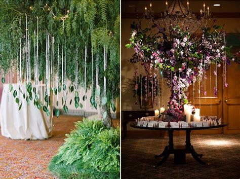 inspiration d 233 corer mariage avec des arbres la