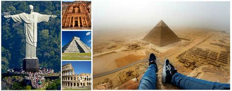 the 7 wonders of the modern world clickzoom