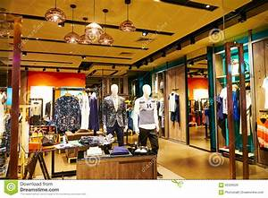 Mens Fashion Shop Window Front Stock Photo - Image: 60326020