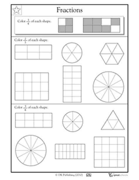 13 Best Images Of Equal Parts Worksheet  Fractions And Equal Parts Worksheet, Equal And Unequal