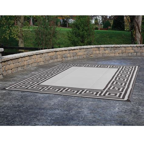 19 polypropylene patio mat 9 x 12 the large