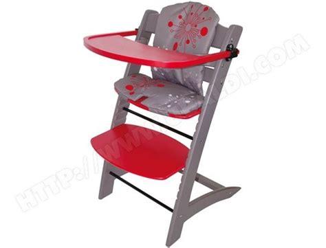 chaise haute 233 volutive badabulle b010008 et taupe pas cher ubaldi