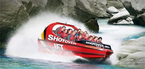 Jet Boat Queenstown Age Limit by Shotover High Five Queenstown Activity Deal Shotover