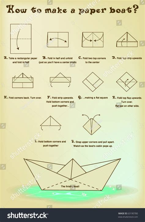 How To Make A Paper Ninja Boat by Related Keywords Suggestions For How To Make