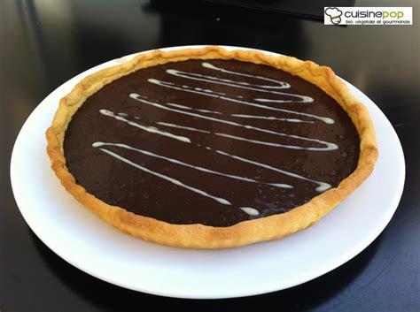 tarte au chocolat noir sans gluten tartes et tartelettes