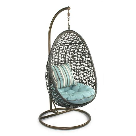 pin hanging egg chair on