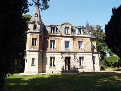 maison 224 vendre en picardie oise beauvais manoir de style napol 233 on iii du xixe si 232 cle 180 m2