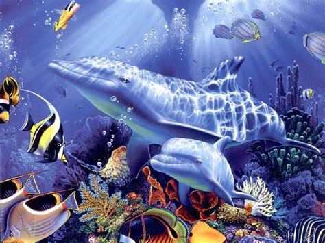 fond d 233 cran de poissons pour ceux qui veulent un 233 cran marin