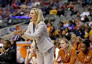 Big 12 coaches pick Texas women's basketball team to win ...