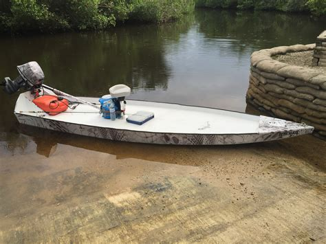 Skiff Life by Skiff Life S Bateau Sk14 Build A Lesson In Skinny Water