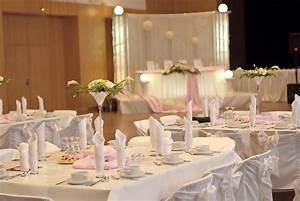 Deko Für Hochzeitstisch : tischdekoration in rosa creme ~ Markanthonyermac.com Haus und Dekorationen