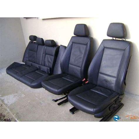 interieur cuir noir bmw serie 1 e87 e 87