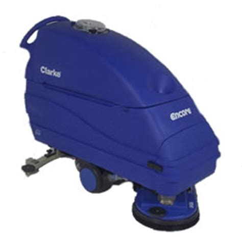 clarke encore l2426 battery powered walk automatic