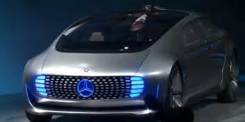 mercedes new self driving car f 015 business insider