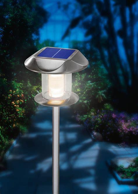 Solarlampen Für Den Garten  Informationen & Tipps