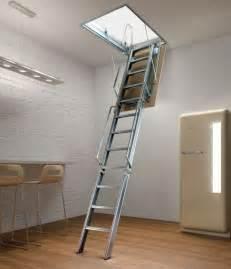 les 25 meilleures id 233 es concernant escalier escamotable sur echelle escamotable
